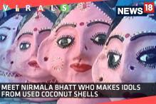 Meet the Woman Behind Nainital's Popular Durga Masks
