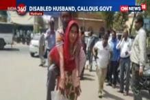 Disabled Husband, Callous Govt