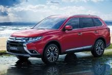 All-New Mitsubishi Outlander Launched in India for Rs 31.54 Lakh