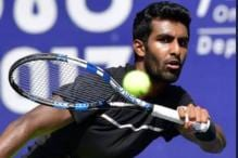 Prajnesh Gunneswaran Leaps to Career-best 176