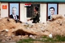 How a Secret Russian Airlift Helps Syria's Assad
