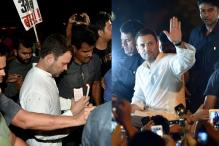 Unnao & Kathua Rape Cases: Rahul Gandhi's Midnight March