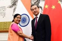 Sushma Swaraj Urges Indian and Chinese Nationals to Learn Each Others Language For Better Bilateral Ties