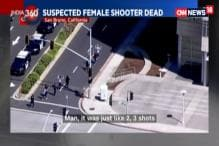 Watch: Shooting at YouTube Headquarter