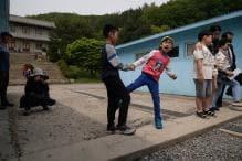 Replica Panmunjom Village Draws Flocks of Tourists After Korea Summit