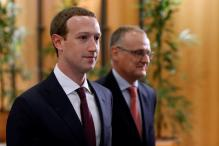 'I'm Sorry', Facebook Boss Zuckerberg Tells European Lawmakers