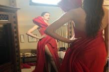 Deepika Padukone Turns Up The Heat At Met Gala In This Scorching Red Ensemble; See Pics