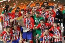 Europa League: Ruthless Griezmann Sparkles in Atletico Masterclass