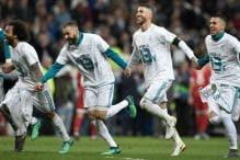 Karim Benzema Double Strike Sends Real into Champions League Final
