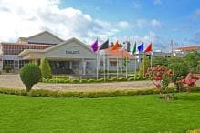 Pictures of Eagleton Resort Where Congress MLAs Quarantined