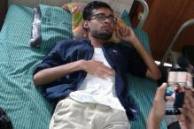 RSS Workers Attack Two Journalists After Barging into Kerala Press Club