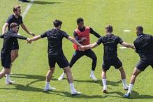 England Prepare for FIFA World Cup by Playing Kabaddi