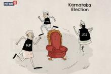 As BJP Falls Short of Majority Mark, Here's What Could Happen in Karnataka Now