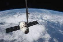 SpaceX's Dragon Cargo Ship Heads Back to Earth