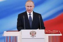 Putin on Living Standards Drive, Says Russian Economy Set for Growth