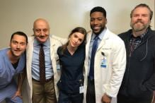 Anupam Kher To Feature In Medical Drama Series New Amsterdam