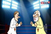 Breaking Toons: Battle For Karnataka Enters The Last Round