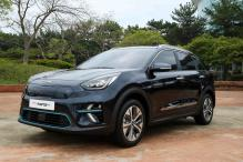 Kia Gives Low-Key Debut to All-New Niro EV in Production Form