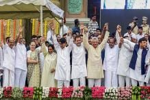 Ambitious Allies, PM's Throne and Congress's Revival: Rahul Gandhi Has His Plate Full Ahead of 2019