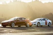 Tesla Unveils More Model S Electric Sedan Mobile Servicing Vehicles