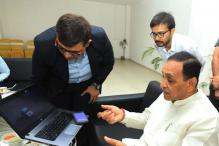 'Trinetra': Gujarat CM Rupani Launches Drone-based Surveillance to Check Illegal Sand Mining