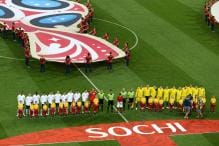 In Pics, FIFA World Cup 2018, Match 28, Germany vs Sweden