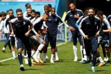 FIFA World Cup 2018: France's Young Guns Look to Make a Statement Against Australia