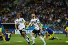 FIFA World Cup 2018: Toni Kroos Saves the Day for Germany Against Sweden - Relive the Goals