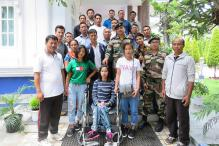 19 Assam Rifles Offers Lesson in Humanity, Adopts Girl with Special Needs