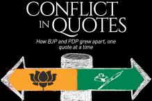 #BJPDUMPSPDP: Conflicts in Quotes