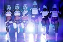 Pictures From A Star Wars Burlesque Parody Los Angeles Premiere