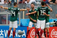 FIFA World Cup 2018: Lozano on Target as Mexico Stun Defending Champs Germany 1-0