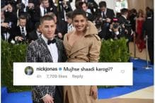Did Nick Jonas Just Propose To Priyanka Chopra On Instagram?