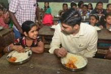 Kerala IAS Officer Eats Mid-day Meal With Kids to Assess Food Quality, Praised on Social Media