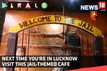 Next Time You're in Lucknow, Visit this Jail-Themed Cafe