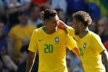 Neymar Returns in Scoring Style as Brazil Beat Croatia