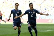 FIFA World Cup 2018: Japan Create History With 2-1 Win Over Colombia