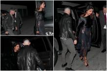 Amid Romance Rumours, Priyanka Chopra Arrives With Nick Jonas in Mumbai; See Photo