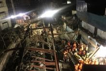 1 Killed, 17 Injured as Scaffolding of Under-construction Building Collapses in Chennai