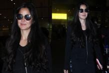 Katrina Kaif Returns to Mumbai after Celebrating Her Birthday in England