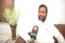 Ram Vilas Paswan Rules Out Talks With RJD Day After Son Chirag Hints at Possibility