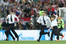 Russia Jails Pussy Riot Members for World Cup Pitch Invasion