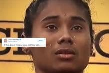 PM Modi 'Moved' as Hima Das Breaks Down During National Anthem After Historic Sprint