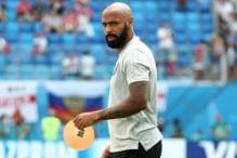 Thierry Henry Quits TV Job to Focus on Coaching