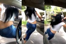People Are Jumping Out Of Moving Cars to Complete an Internet Challenge