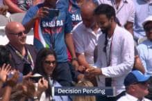 'Match Made in Heaven': A Marriage Proposal at Lord's Even Gave the Third Umpire a Hard Time