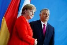 Germany's Merkel, Hungary's Orban Clash Over How to be Humane