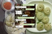 This WhatsApp Conversation Between Indian Siblings is Only About Momos And We are Already Hungry