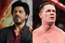 WWE Star John Cena is Taking Life Lessons From Shah Rukh Khan. Here's Proof.