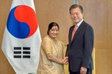 On His Maiden Visit to India, South Korean President Moon Jae-in to Inaugurate Samsung Factory